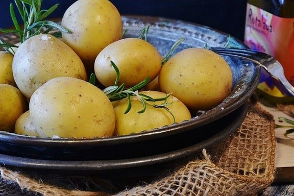 The humble potato