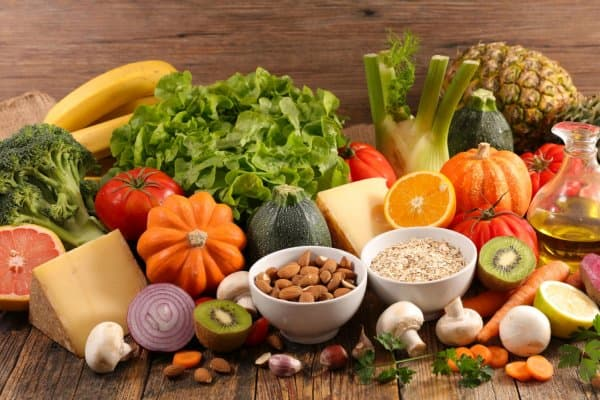 healthy food for health and wellness